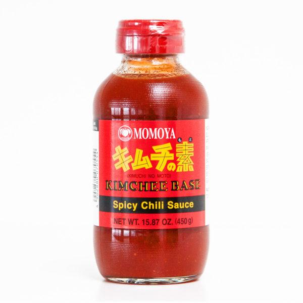Pikante kimchi-saus Momoya online kopen bij Pimentón