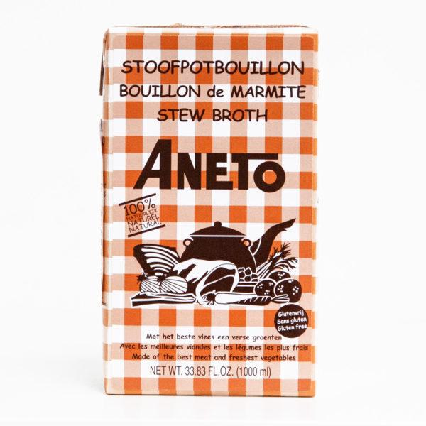 Aneto stoofpotbouillon online kopen bij Pimentón