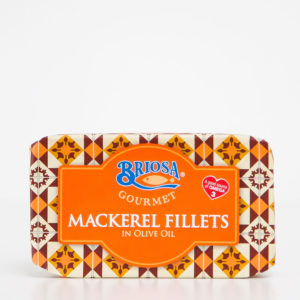 Makreel-Olijfolie-Briosa
