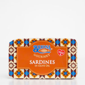 Sardines-Olijfolie-Briosa
