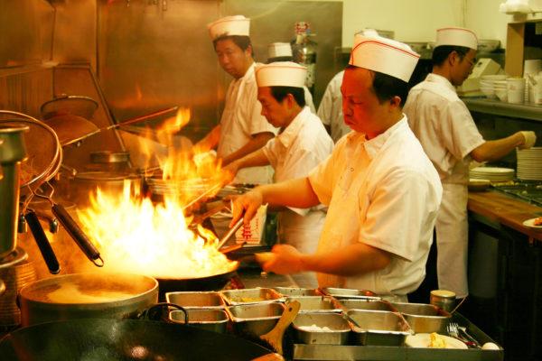 Chinese-keuken-wok