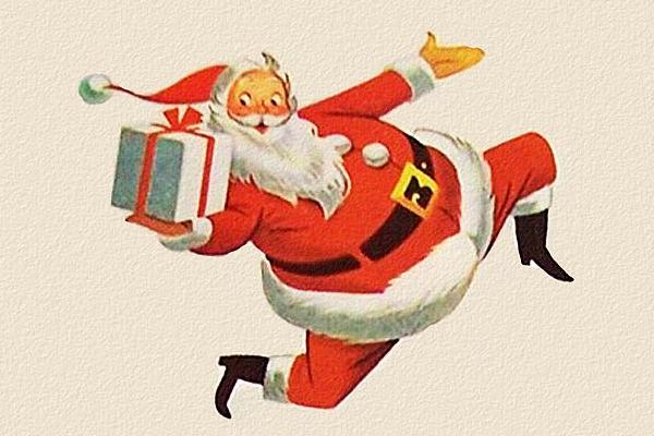 Leveringen in de laatste week voor Kerstmis